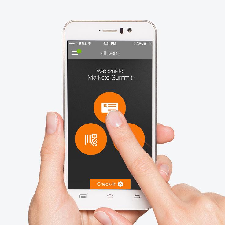atEvent mobile