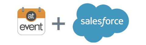 atEvent + Salesforce